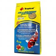 Ração Tropical Koi & Goldfish Basic Sticks 4kg Carpas e Peixes Vermelhos