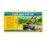 Sera Aqua Test Set - Kit de Teste para Água Doce e Salgada