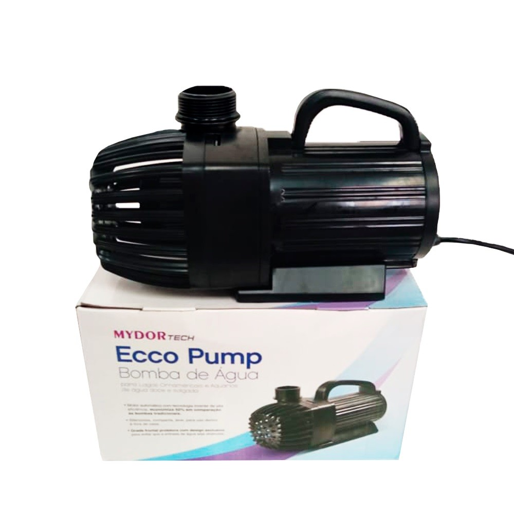 Bomba Mydor Tech Ecco Pump 10000 - Submersa e Externa 10000 l/h