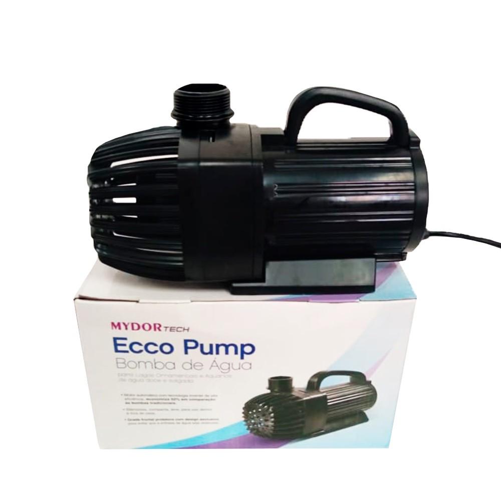 Bomba Mydor Tech Ecco Pump 8000 - Submersa e Externa 8000 l/h