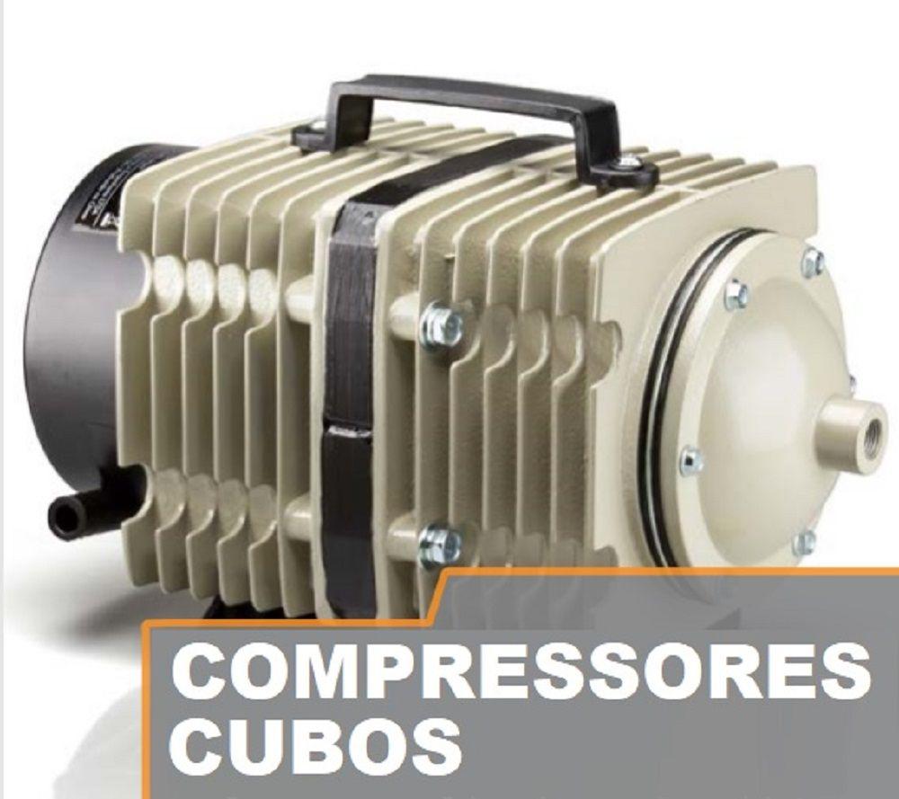COMPRESSOR DE AR CUBOS AIR 275