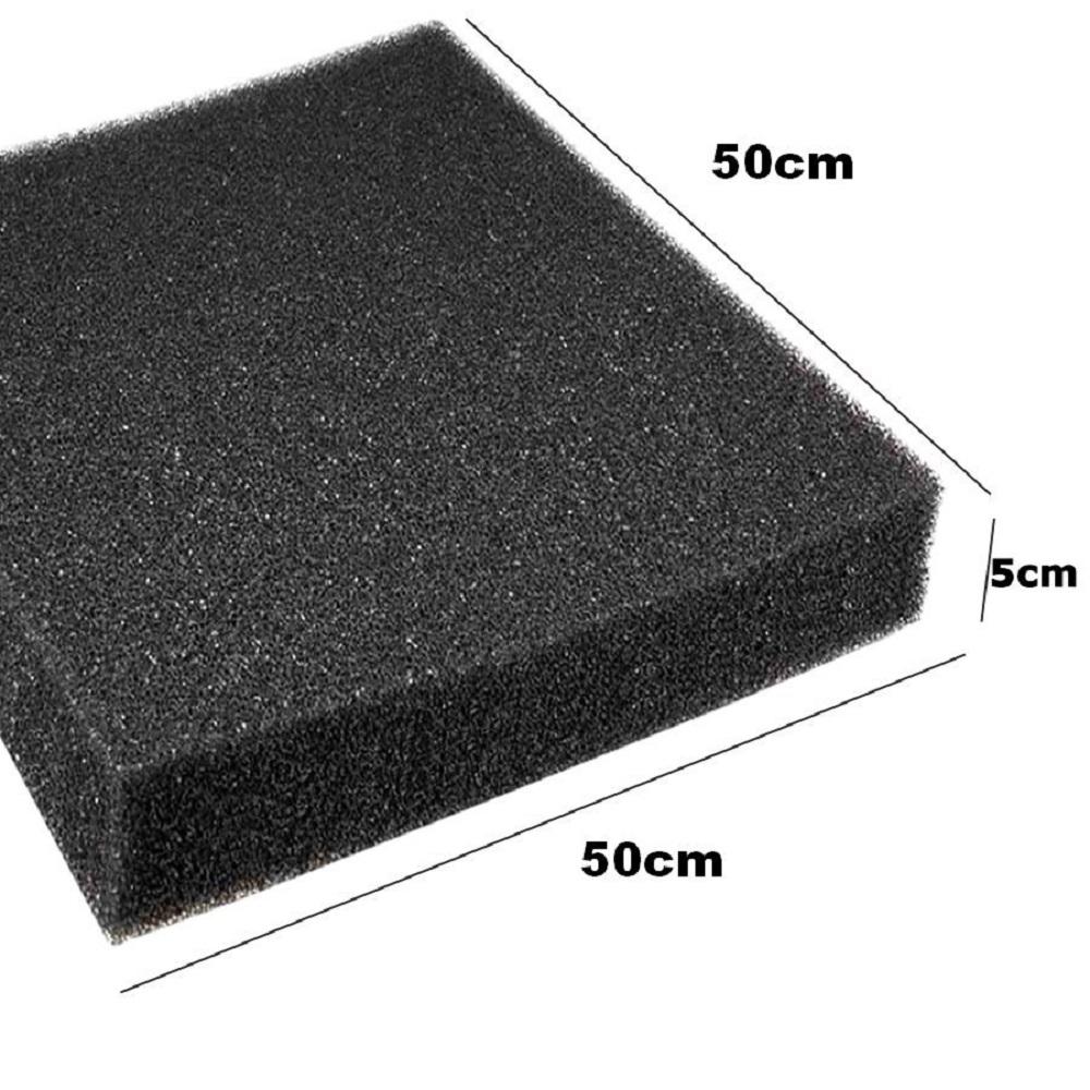 Esponja para Filtro Maxxi Bio Sponge Small 30ppi 50x50x5cm Preta