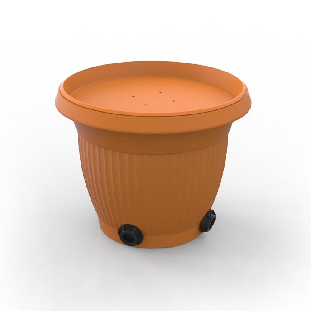 Filtro Cubos em Formato de Vaso para Lagos até 2000L