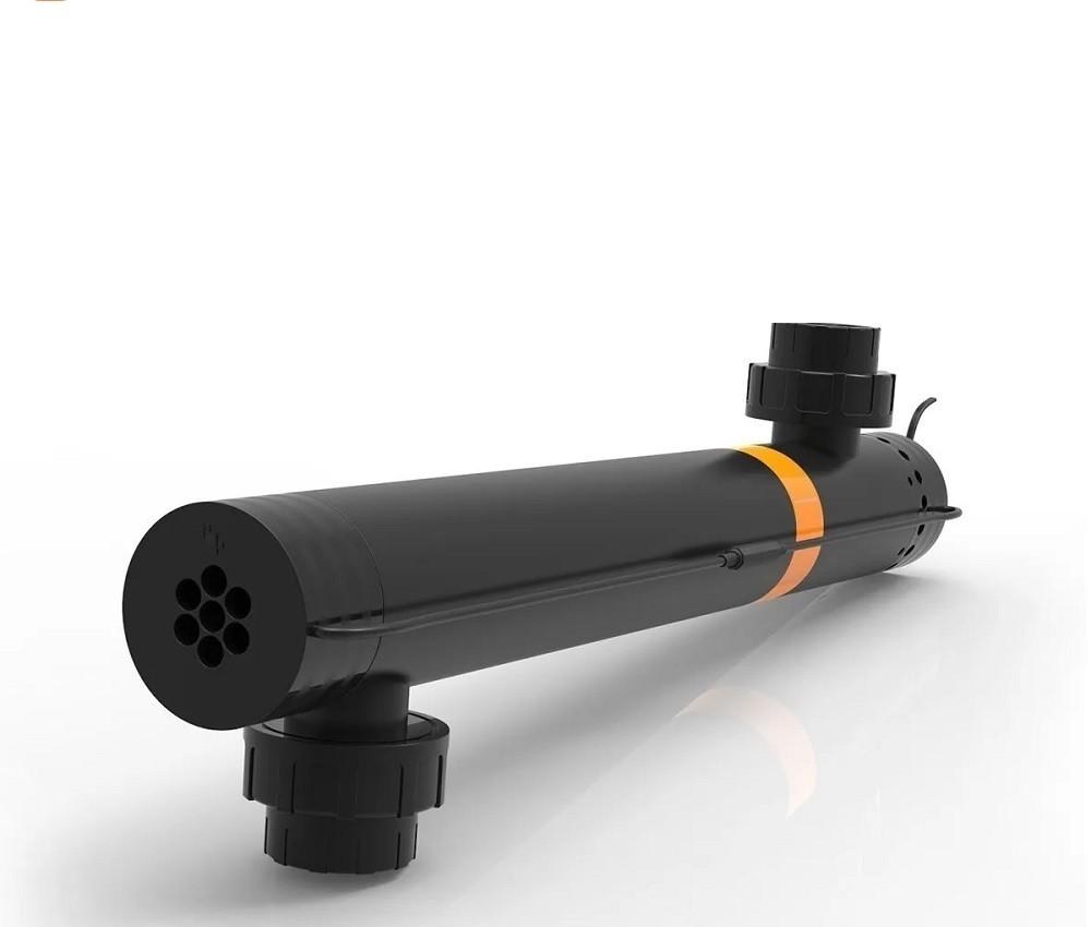 Filtro Uv Quartzo Compacta Cubos 36w - 1 polegada + Brinde Inseticida AEDES