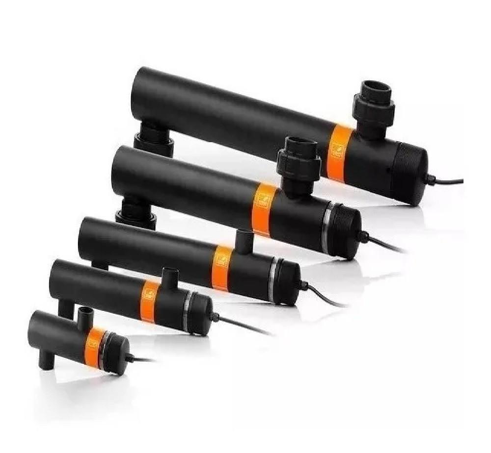 Filtro Uv Quartzo Cubos 95W de 50mm - Lagos até 20000L