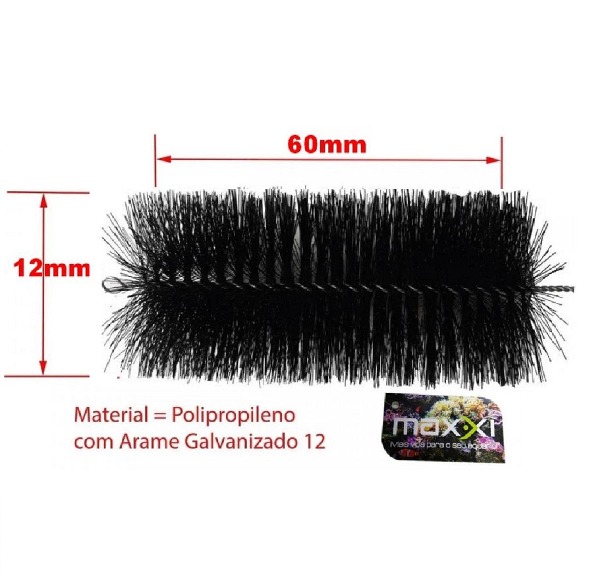 Maxxi Escova Plástica para Filtros 60cm