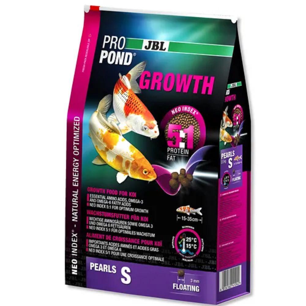 Ração JBL Propond Growth S 1,3 kg