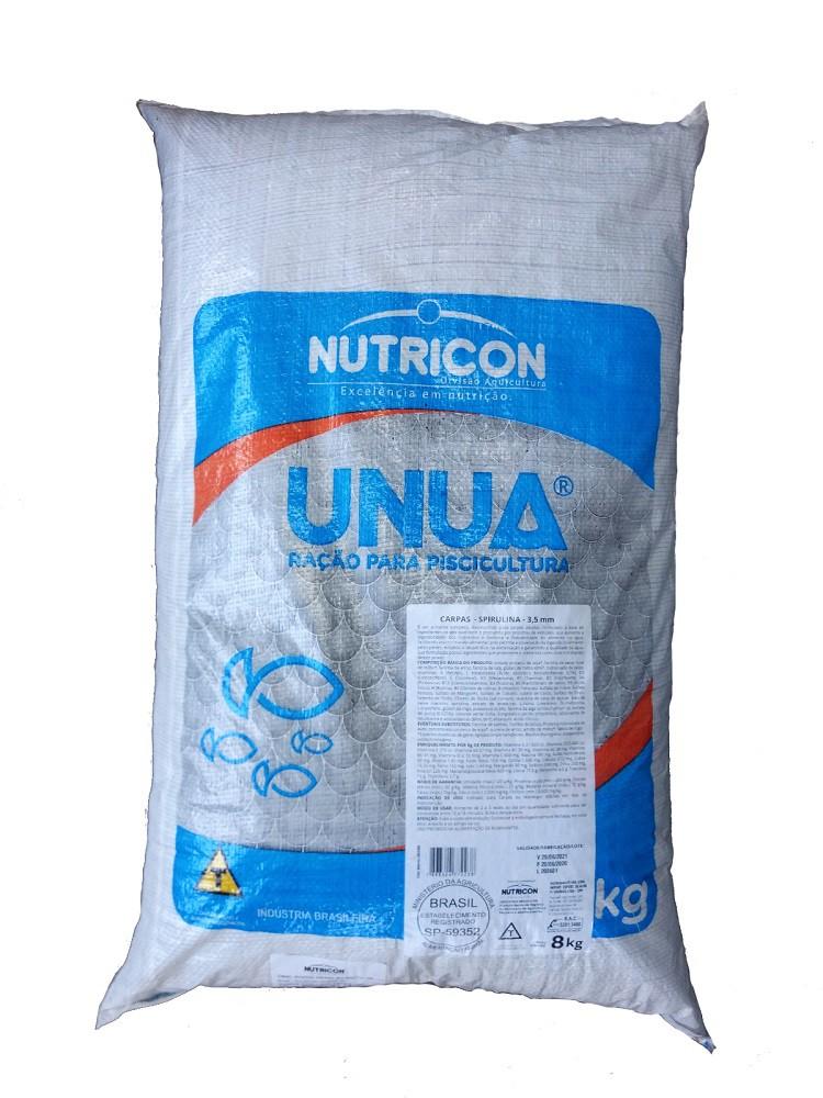 Ração Nutricon Spirulina para Carpas - 8kg
