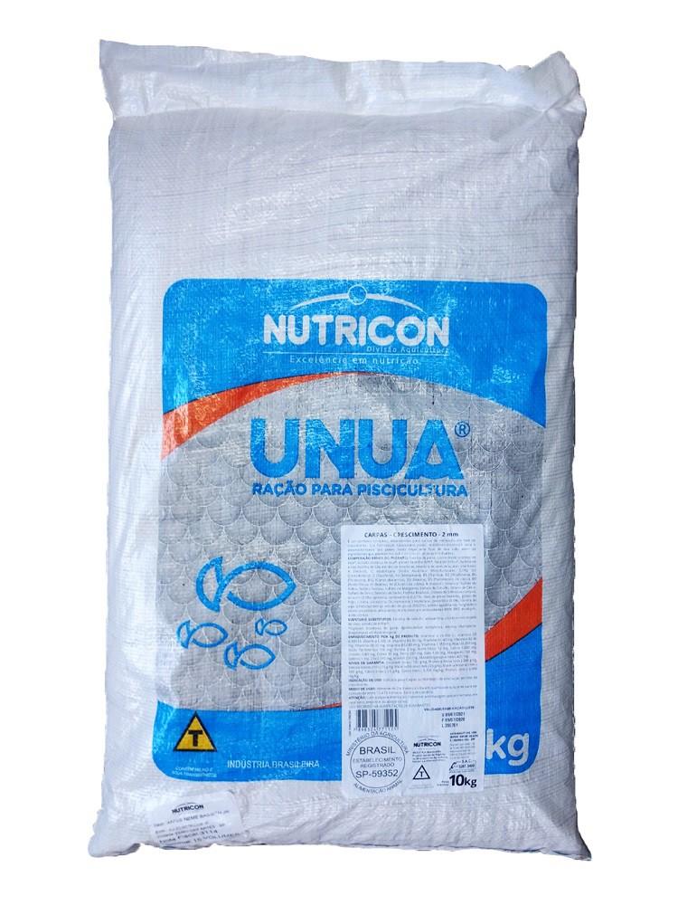 Ração Nutricon Sticks Foods Crescimento 10Kg - Carpas e Kinguios