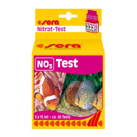 Sera Teste de Nitrato - NO3 para Água Doce e Salgada