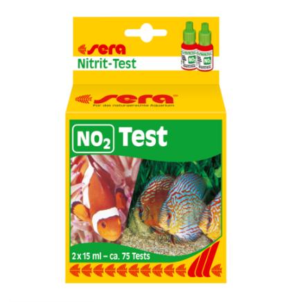 Sera Teste de Nitrito - NO2 para Água Doce e Salgada