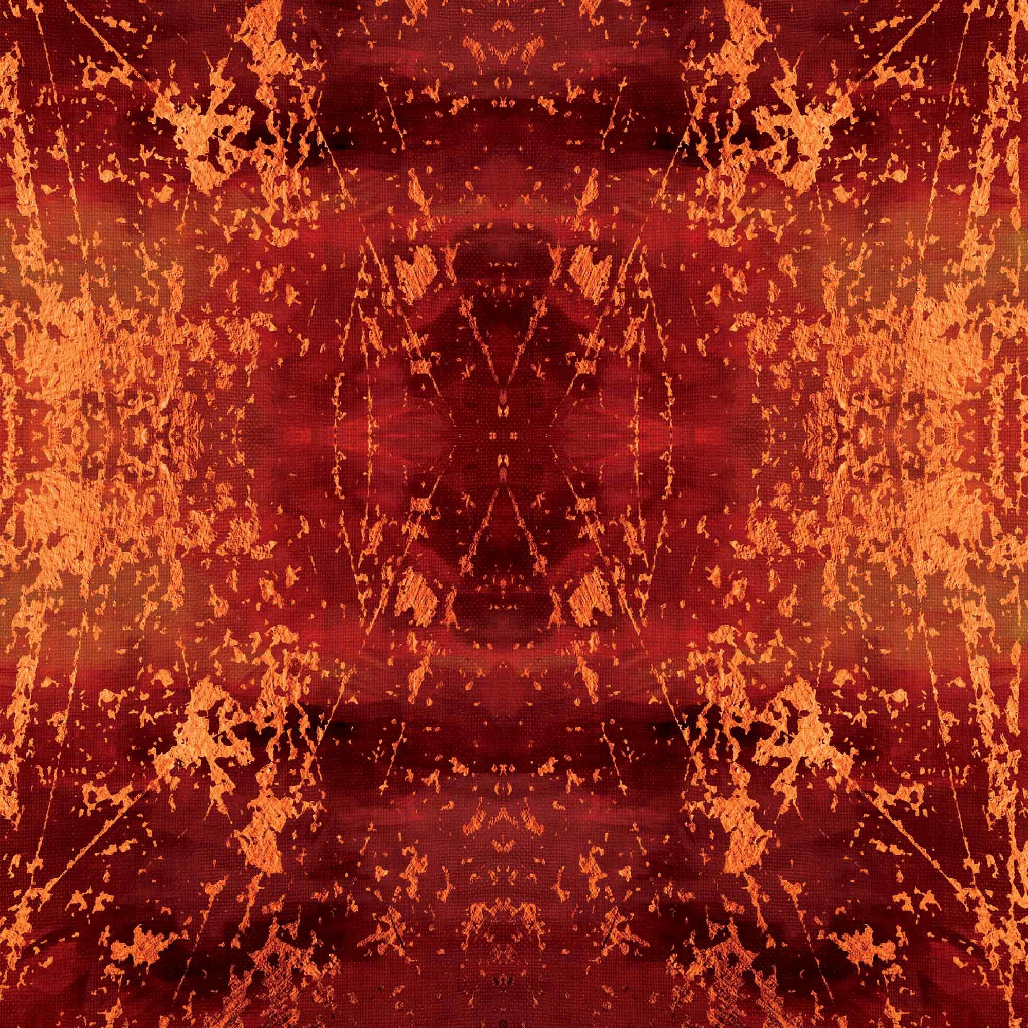Batik Vermelho (50x150cm)