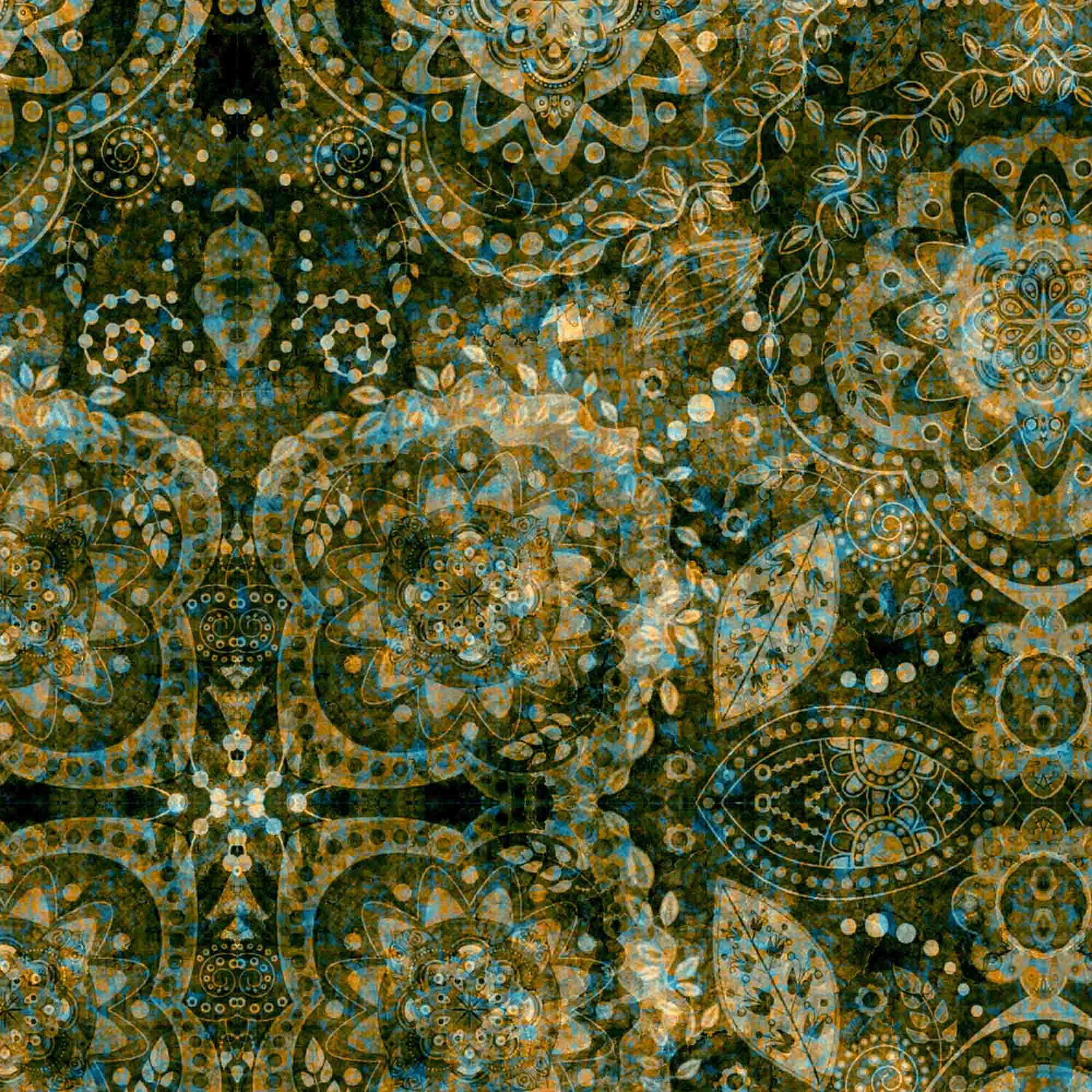 Boho Azul (50x150cm)