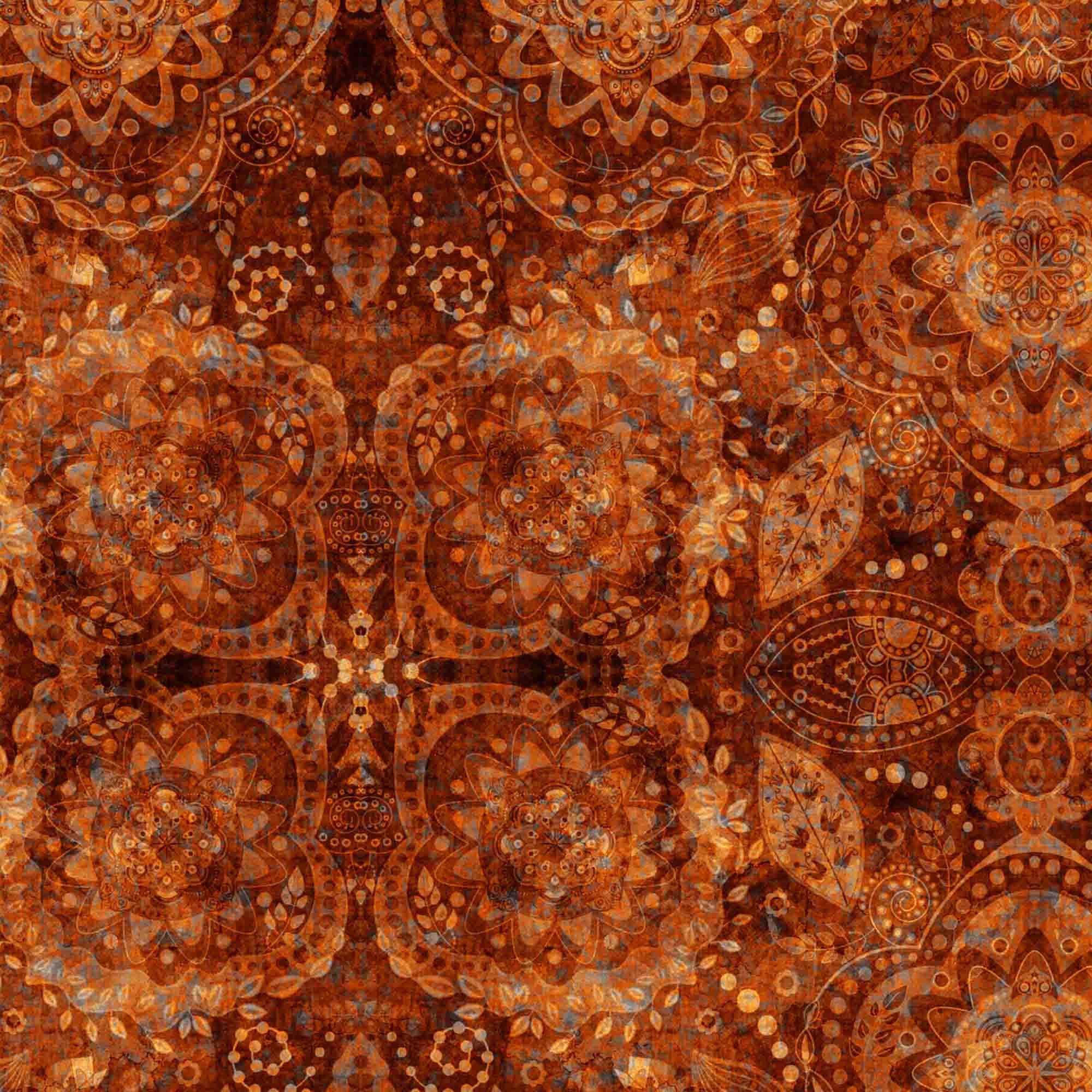 Boho Coral (50x150cm)