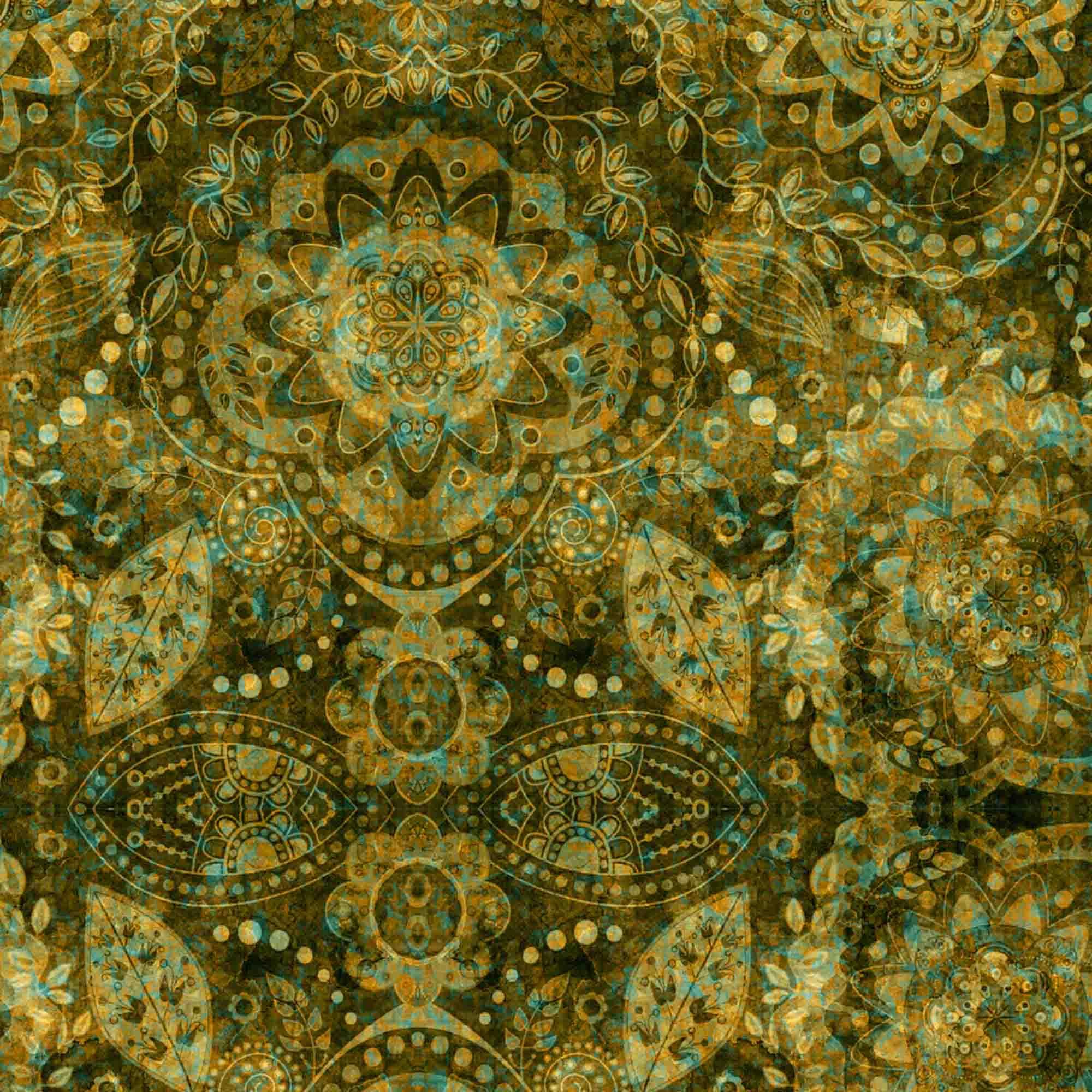 Boho Verde (50x150cm)