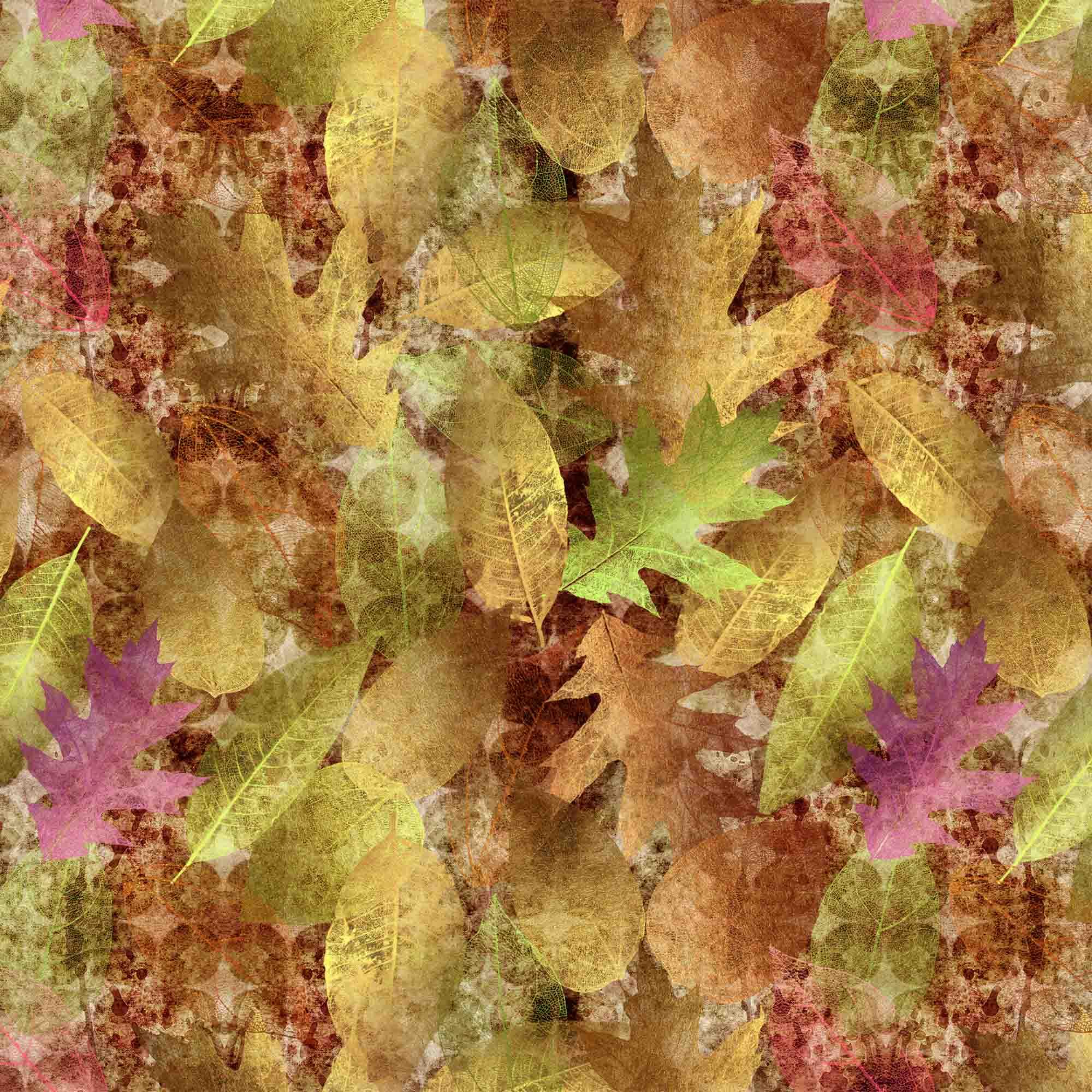 Outono Marrom (50x150cm)
