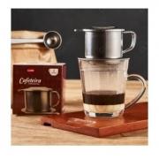 Cafeteira Vietnamita Filtro Café Gotejador Barista 1 Xicara Clink