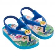 Chinelo Infantil Kids Ipanema Baby Shark Azul Grendene