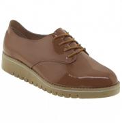 Sapato Oxford Verniz Beira Rio