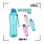 Squeeze/Garrafa Plastico Livre Bpa 830ml Clink