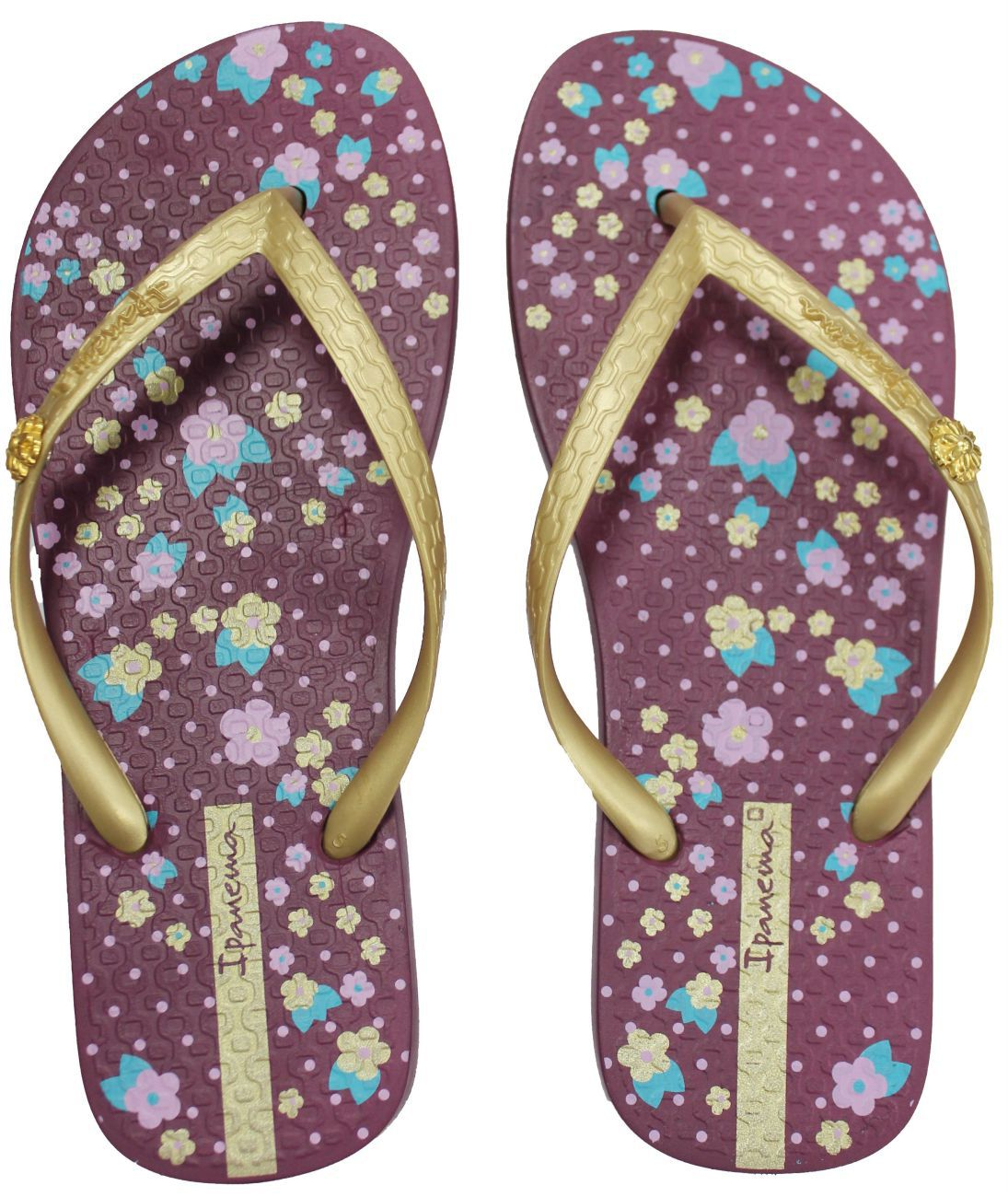 Chinelo Tiras Tropical Adulto Ipanema grendene