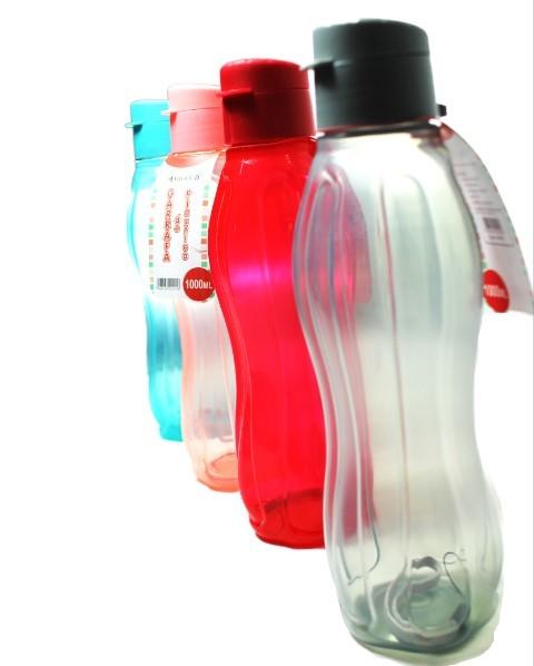 Garrafa Plástico Agua Verão 1000ml Squeeze Amigold