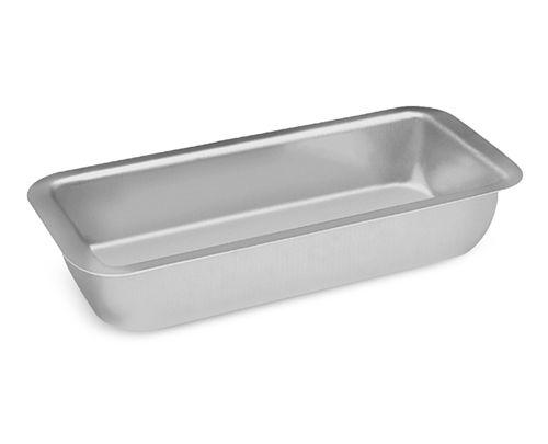 Kit 3 Peças Forma De Pão Alumínio N°3 Gelo,bolo,caseiro