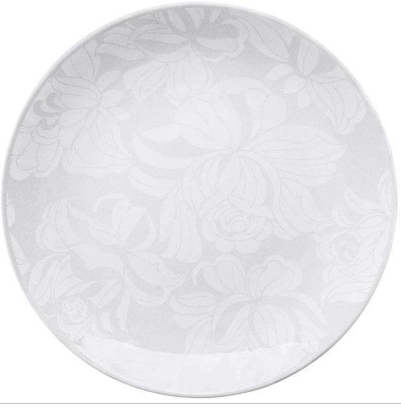 Prato Raso Coup Blanc Oxford Porcelana 28 Cm