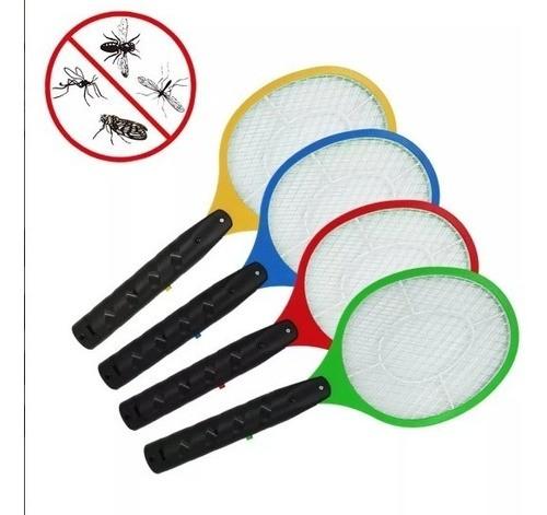 Raquete Elétrica Mata Mosquito Pernilongo
