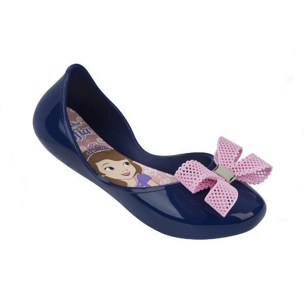 Sapatilha Infantil Feminina Disney Princesa Sofia