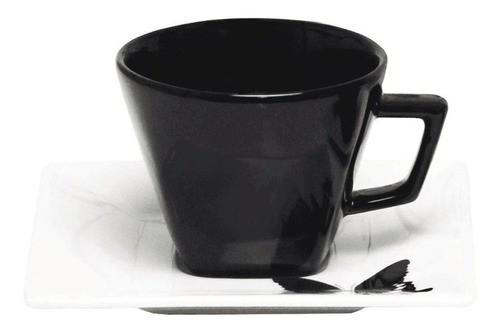 Xícara De Chá 200 ML Tattoo Oxford Porcelana