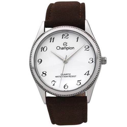 81e53532488 Relógio Champion Feminino Couro Ch22171q - Janne Semijoias