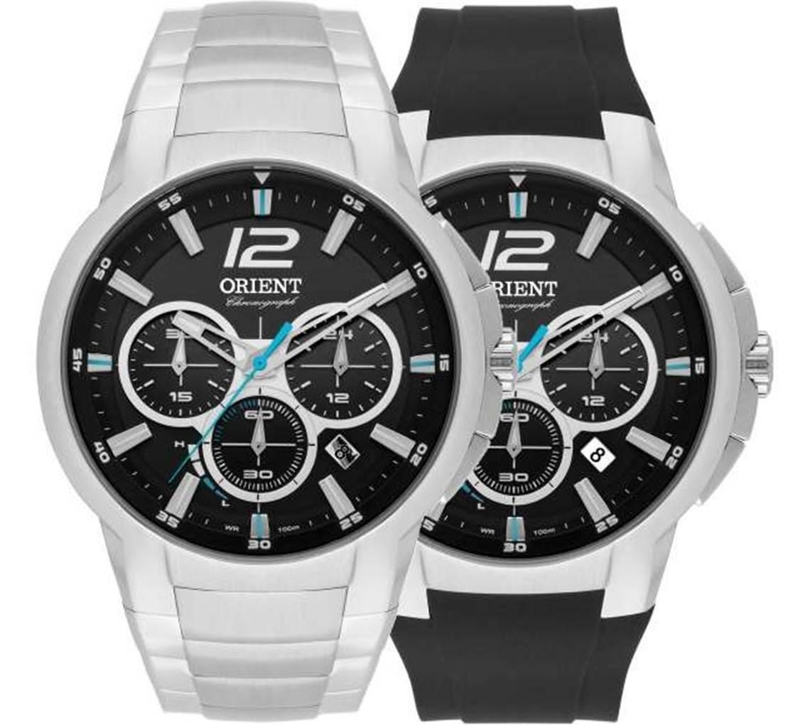 ccf81b95532 Relógio Orient Masculino Mbssc169 P2sx Solar Tech