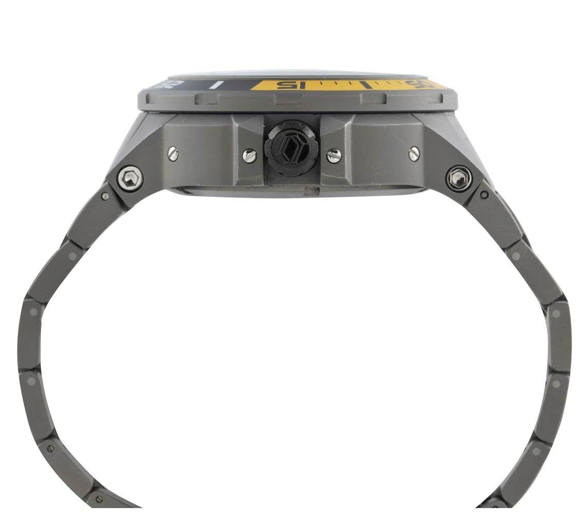 5f68562fa0f Relógio Orient Automático Seatech 469TI003 G1GX Titanium - Janne ...