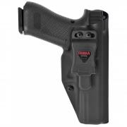 Coldre Kydex [G20] - Glock 10mm - Saque Rápido Velado Kydex® 080