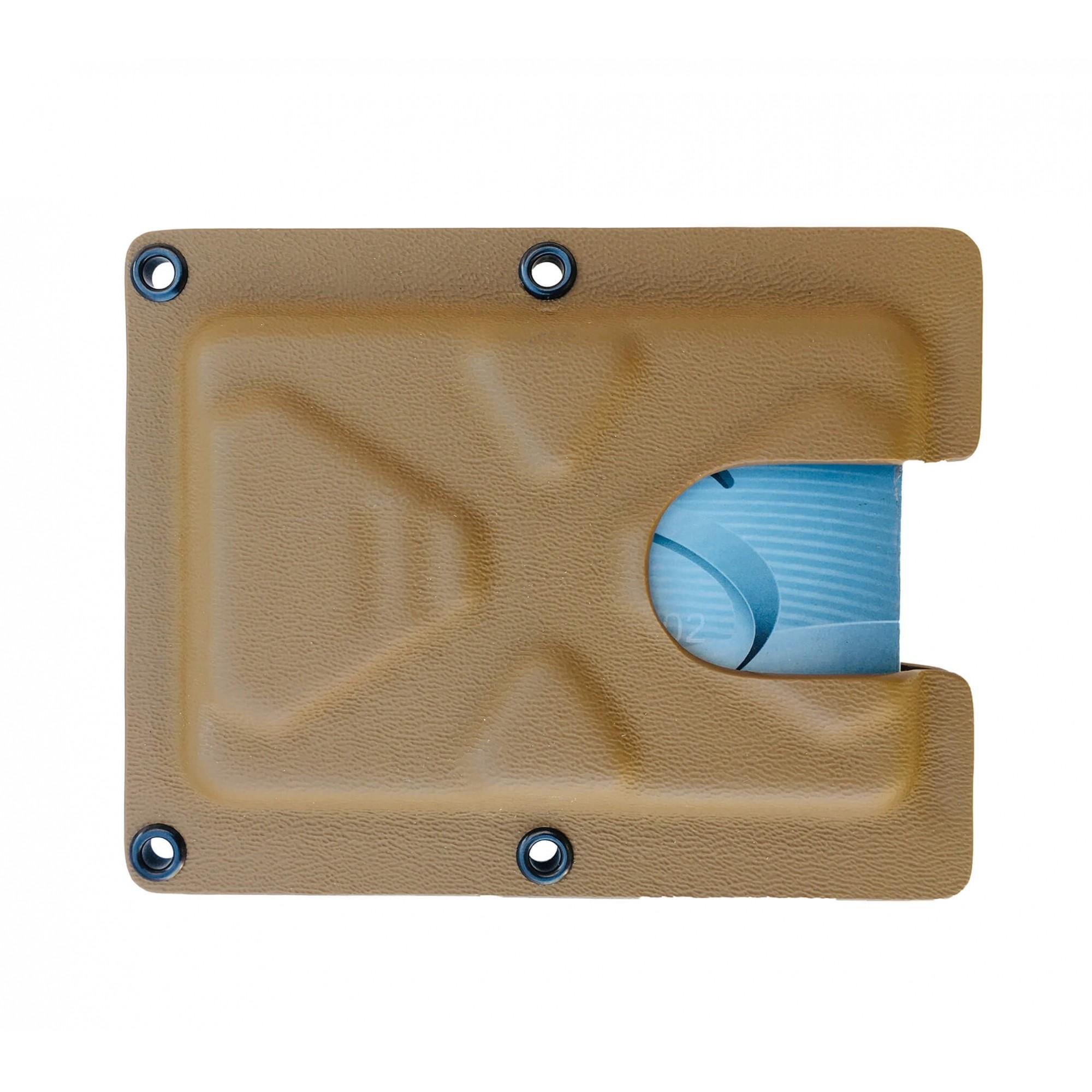 Carteira Tática em Kydex Cobra Wallet - 10 Cartões - Frete Grátis