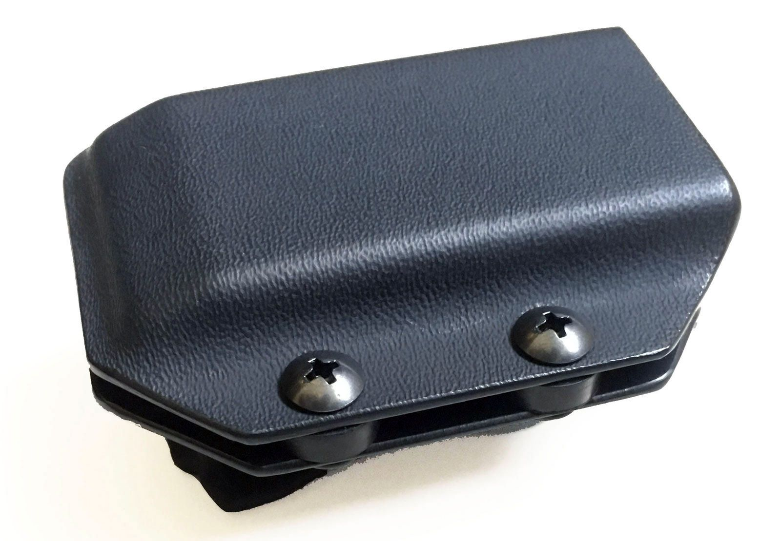 Coldre G26 G27 G28 G33  Kydex + 2 Porta-Carregadores Saque Rápido Velado Kydex® 080
