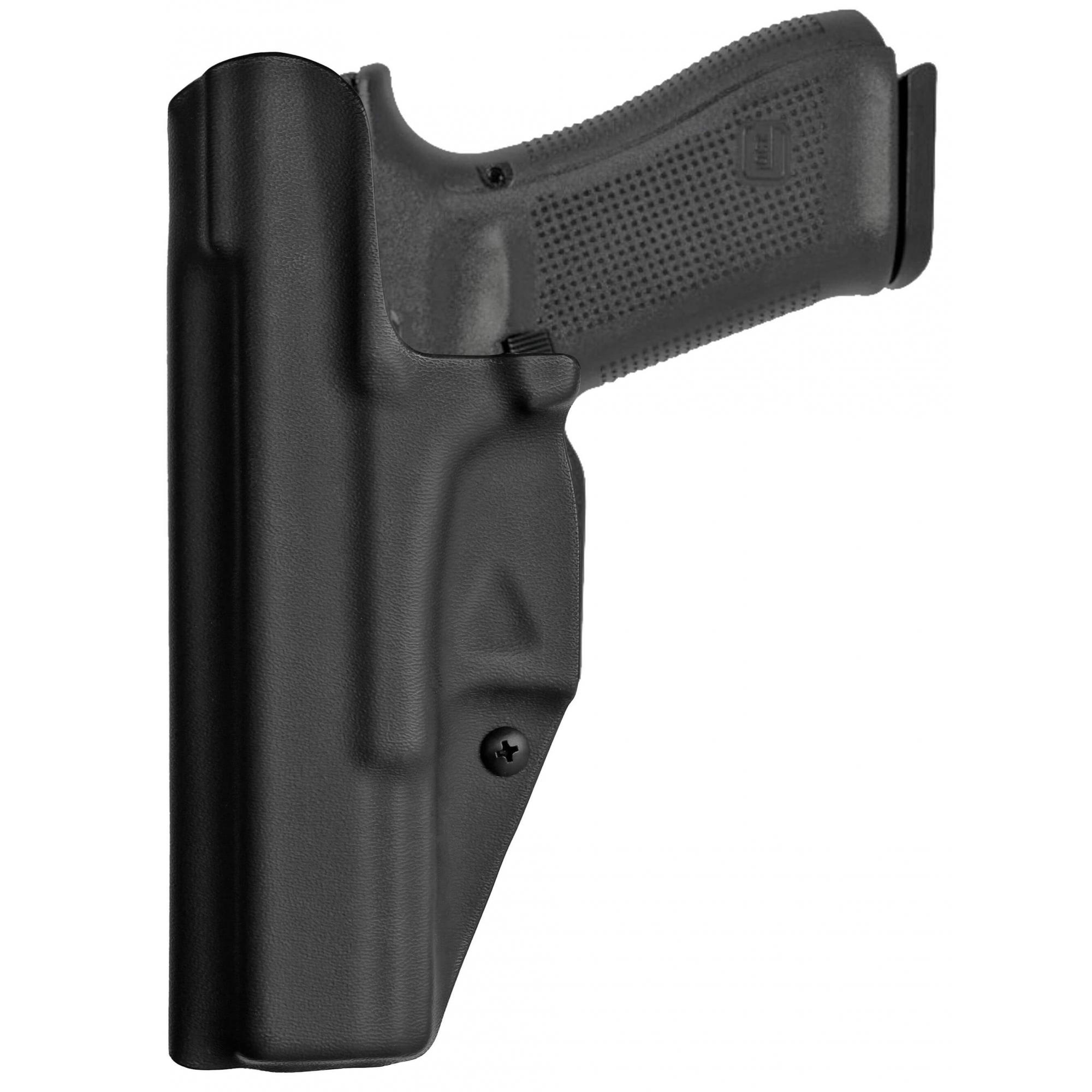 Coldre Glock [G21] [G20] Kydex + 1 Porta-Carregador Universal - Saque Rápido Velado Kydex® 080