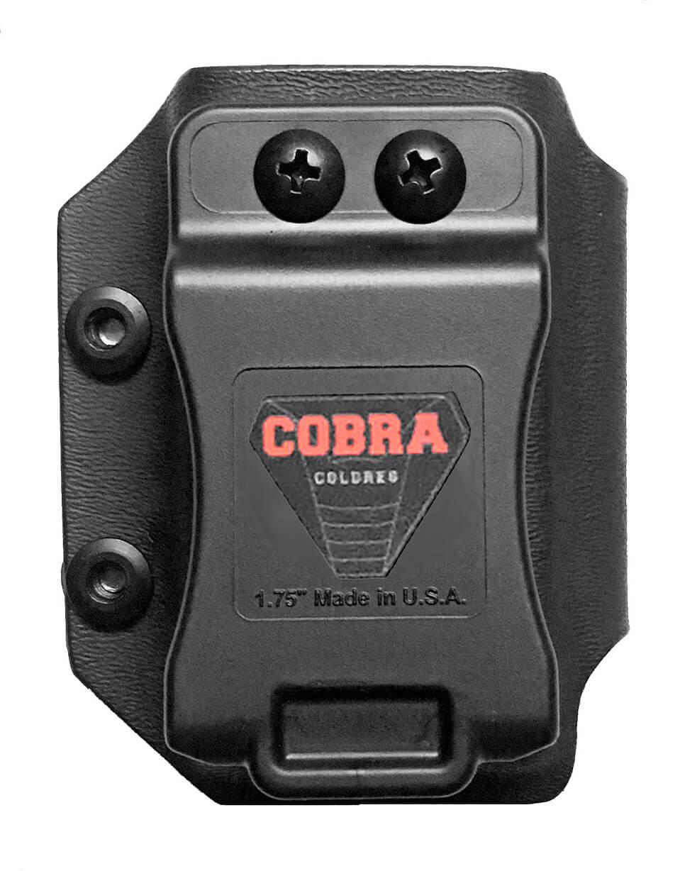 Coldre [MD6TC] Kydex Slim Kydex® 080 + 2 Porta-Carregadores Saque Rápido Velado