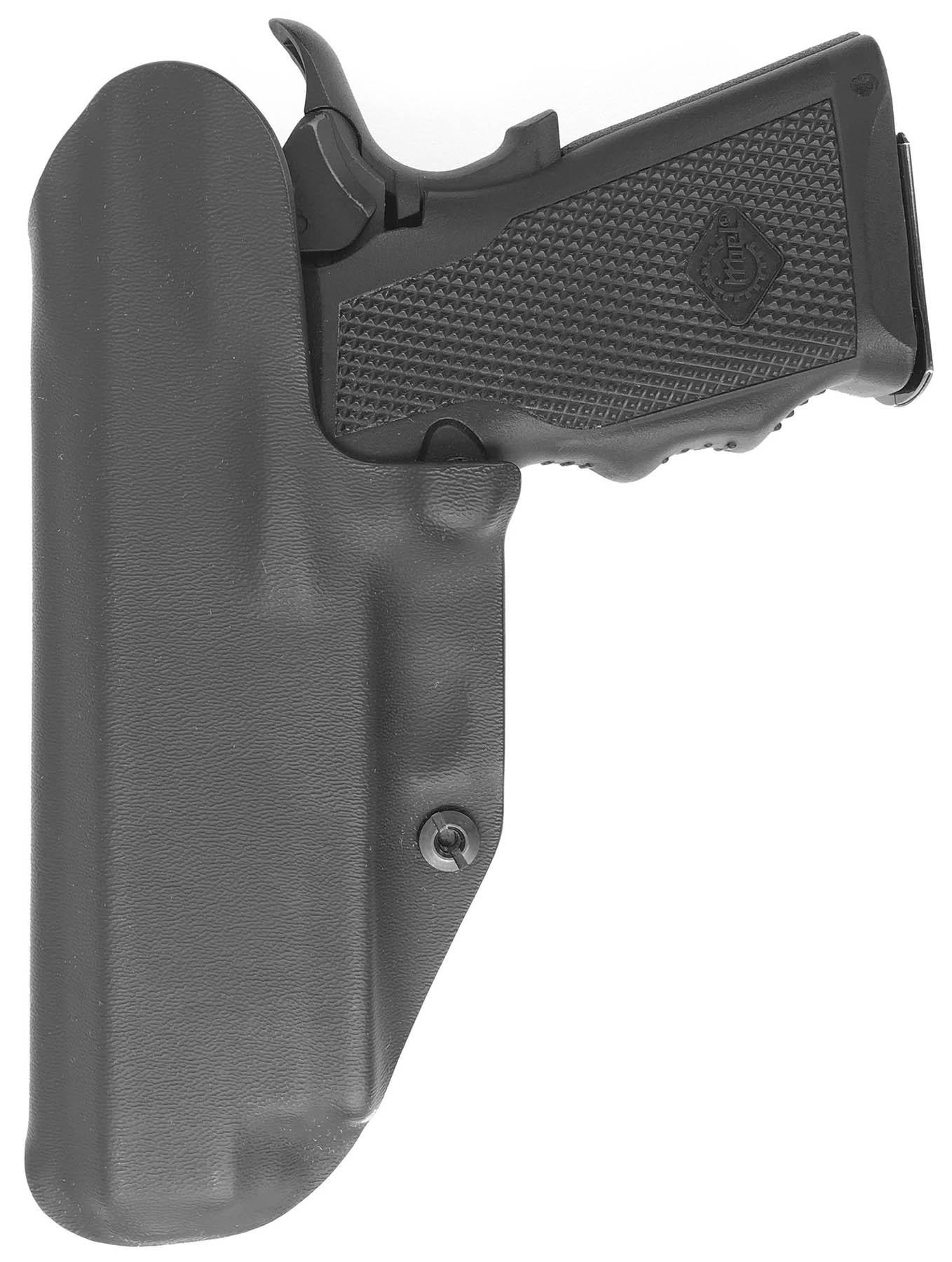 Coldre [MD6TC] Kydex Slim Kydex® 080 + Porta-Carregador Saque Rápido Velado
