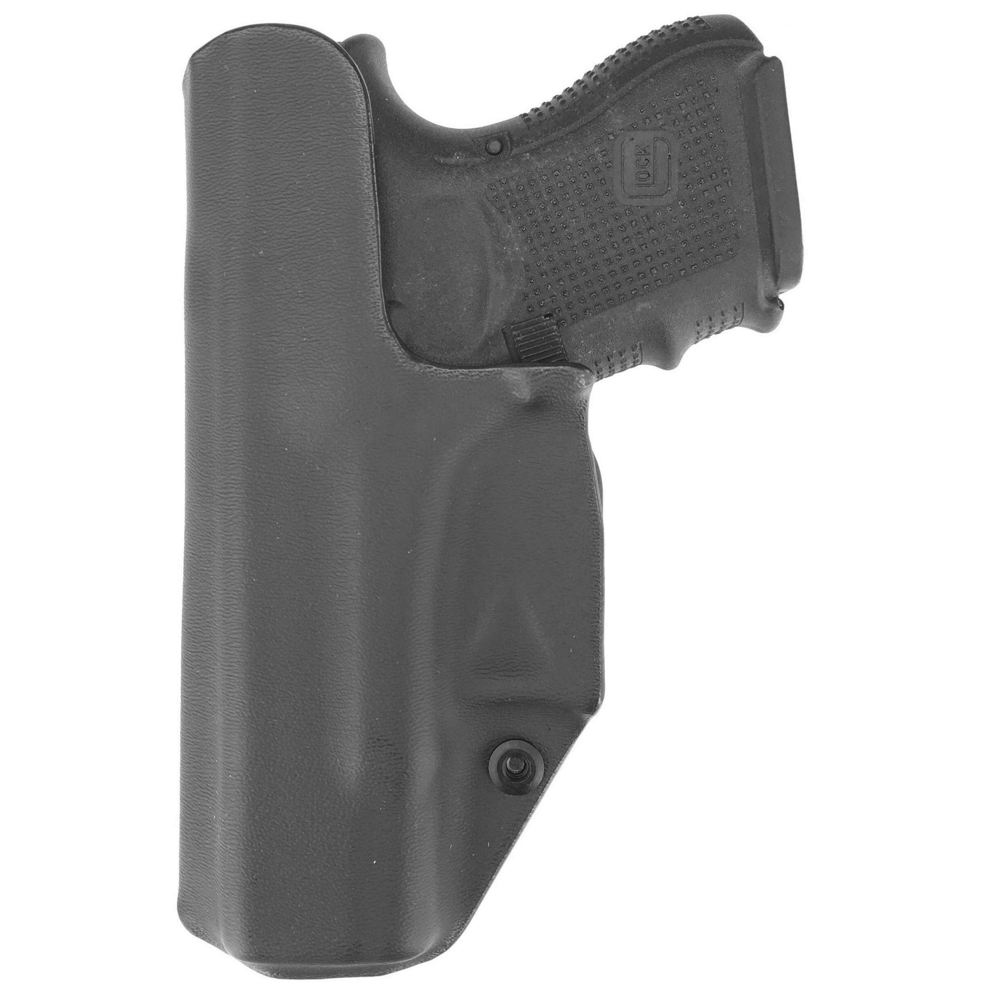 Coldre Slim G28 G26 G27 G33 Glock Saque Rápido Velado Kydex® 080