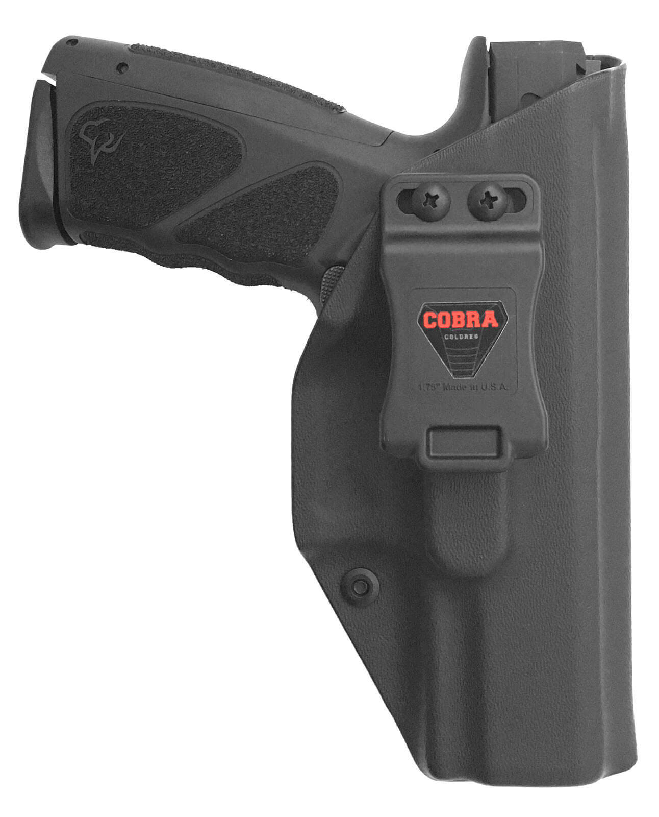 Coldre [TS9] [TS] Kydex® Taurus Striker - Slim - Saque Rápido Velado - 080