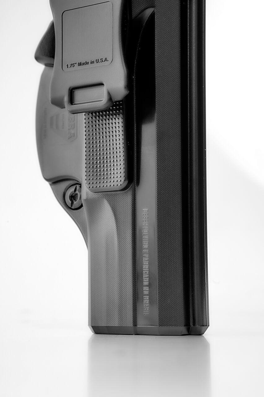 Coldre Velado Taurus [PT809] [809] - Polímero P.A.R. - Saque Rápido Cobra