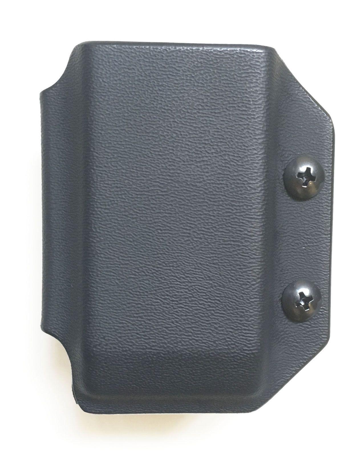 Porta Carregador Velado ou Ostensivo Kydex