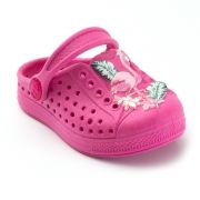 Babuche Plugt Joy Flamingo Infantil