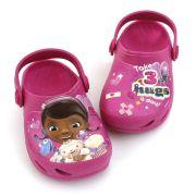 Babuche Ventor Baby Doutora Brinquedos Disney