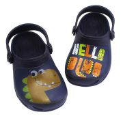 Babuche Ventor Baby Hello Dinossauro