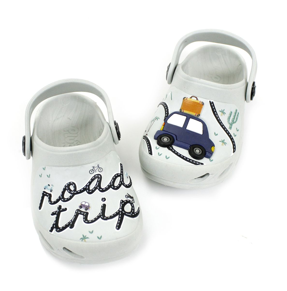 Babuche Plugt Carro Ventor Road Trip