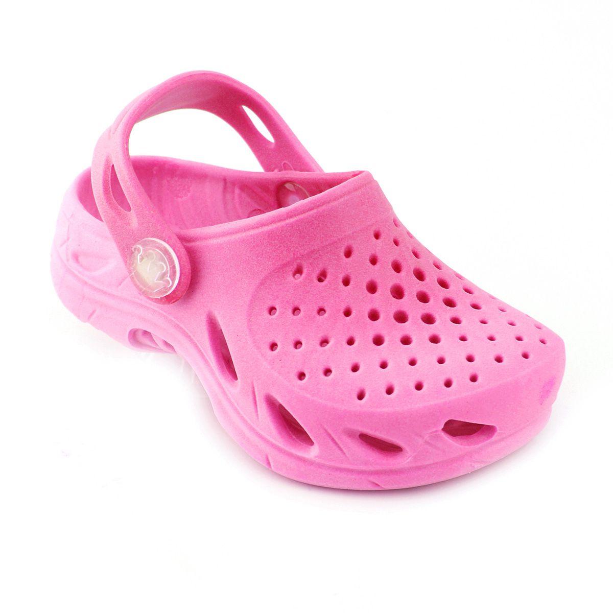 Babuche Plugt Ventor Baby Neon Pink