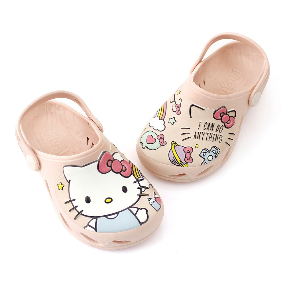 Babuche Ventor Baby Hello Kitty I Can Do